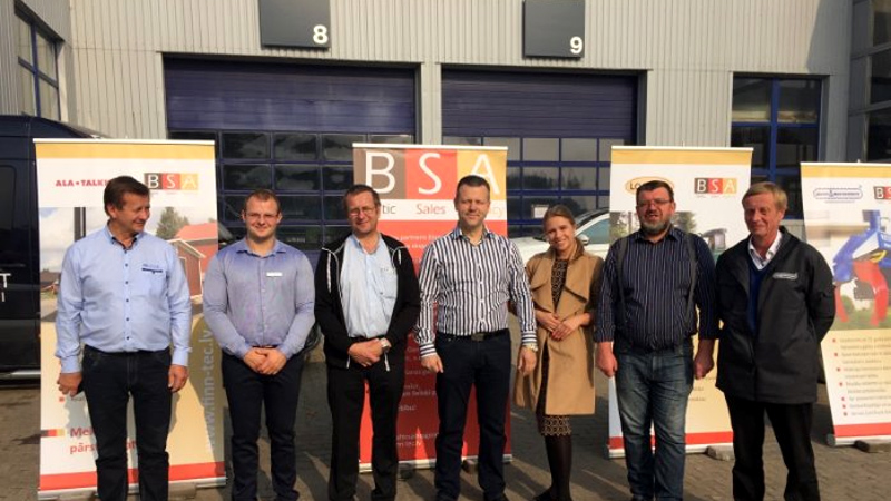 BSA Baltic Sales Challenge 2016 starts TODAY