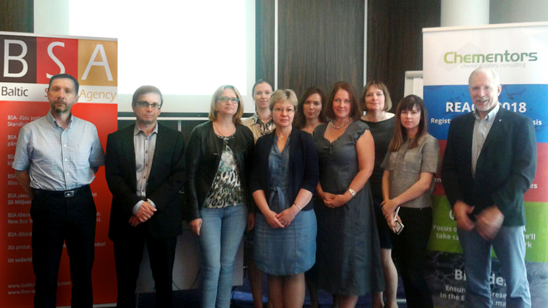 Another BSA Success in Latvia with Chementors