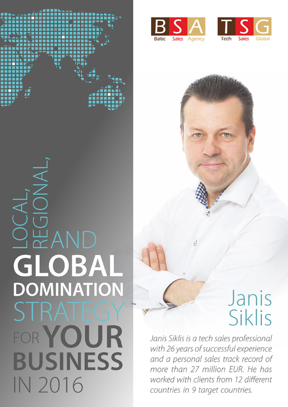 Local, regional, and global domination strategy for your business in 2016